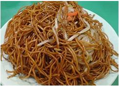 112. Chicken Chow Mein
